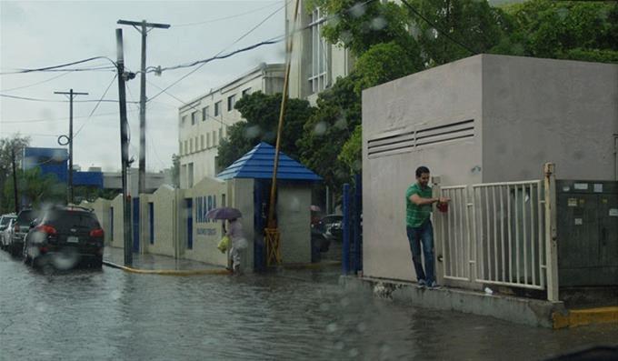 Otra onda tropical llegará al país este martes