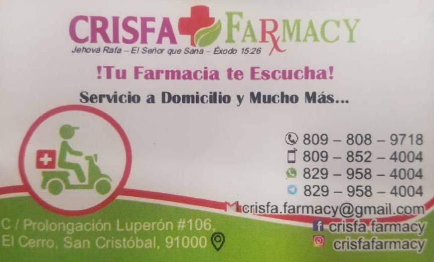 CrisfaFarmacy