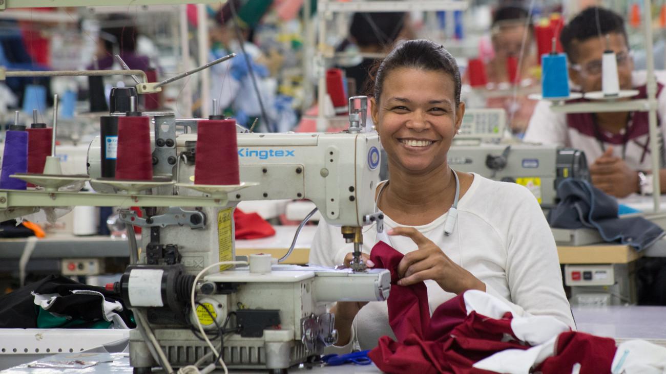 crecieron exportaciones de textiles