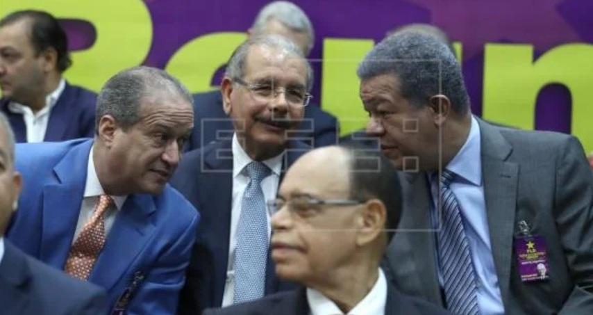 Leonel Fernández elogió la inteligencia y madurez de Comité Central