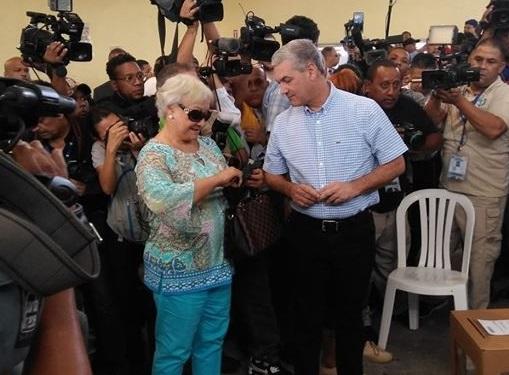 Madre de Gonzalo Castillo por error votó por ninguno