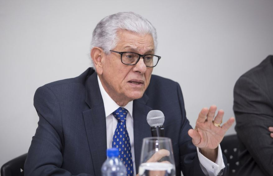 Renunció juez Roberto Saladín de la Junta Central Electoral
