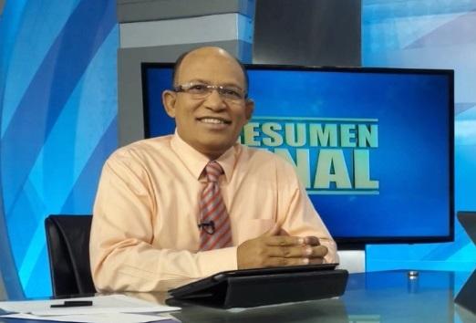 Periodista Guillermo Tejeda ve una crisis de credibilidad
