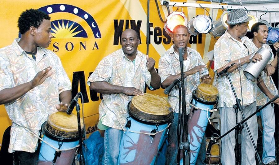 Celebran 28 ava versión de Festival de Atabales de Sainaguá