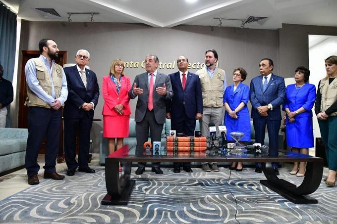 OEA pide elecciones transparentes el próximo domingo