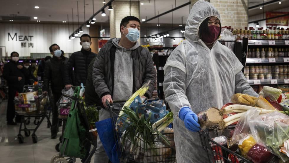 En un solo día, 242 muertos y 15 mil infectados por coronavirus en China