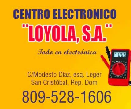 Centro Electrónico Loyola